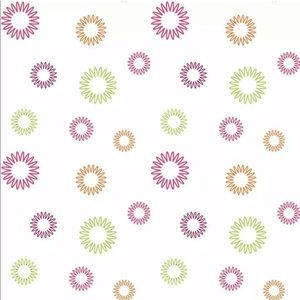Imperial Disney Home Funky Spirals Wallpaper